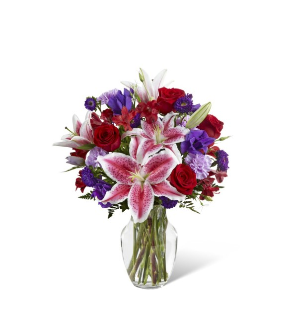 Stunning Beauty™ Bouquet by FTD®
