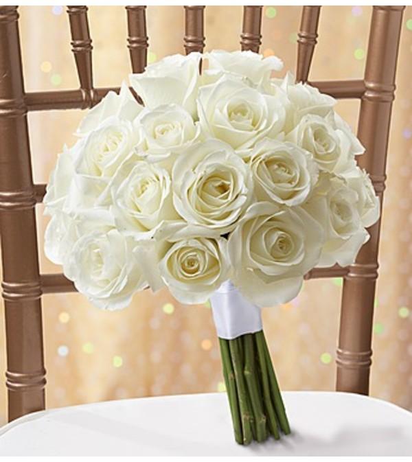 White Rose Bouq.