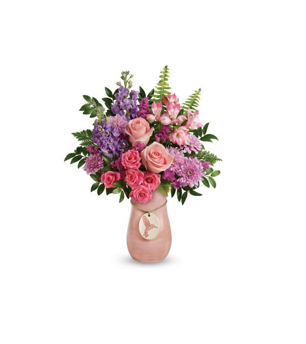 Winged Beauty Bouquet 2018
