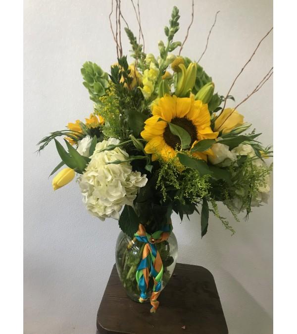 Sunshine Bouquet1