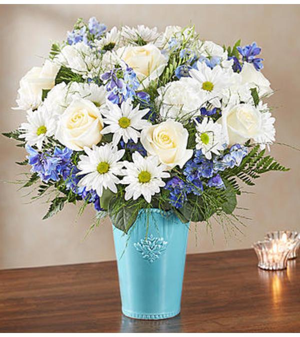 Beautiful Blue Style