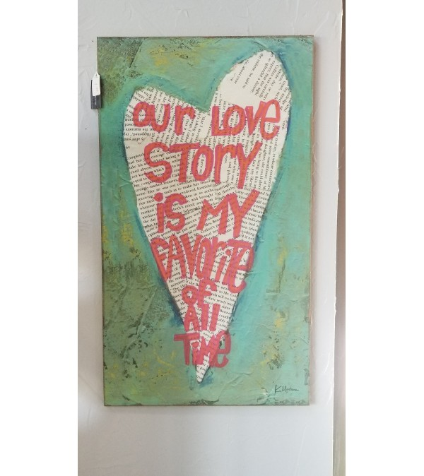 Our Love Story - Home Goods