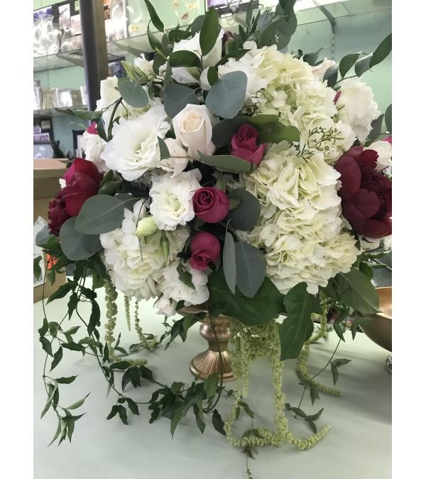 Lovely vase arrangement