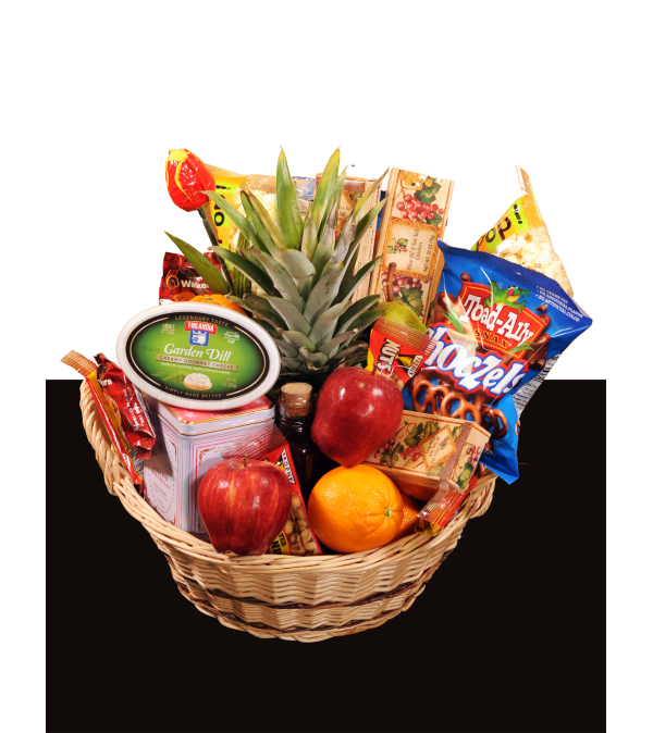 Ultimate Fruit & Gourmet Basket
