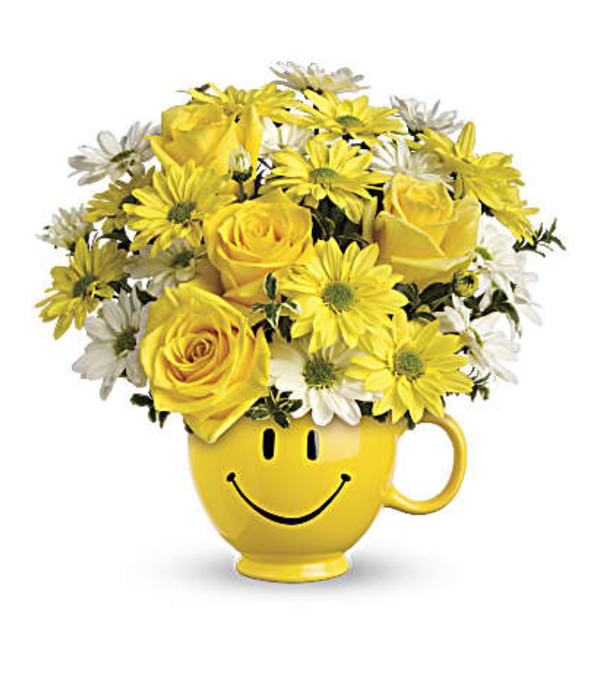 Happy Bouquet by Teleflora