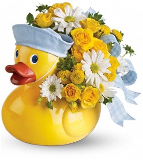 Just Ducky Arrangement - Boy