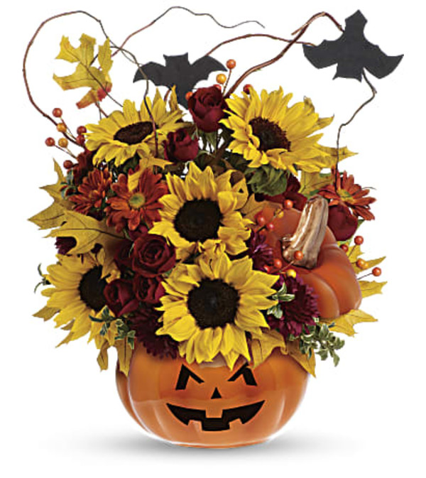 The Trick or Treat Bouquet