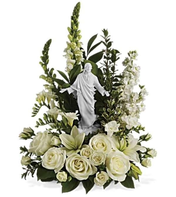 The Garden of Serenity Bouquet