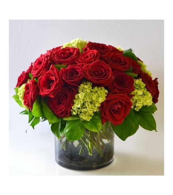 Pave Rose