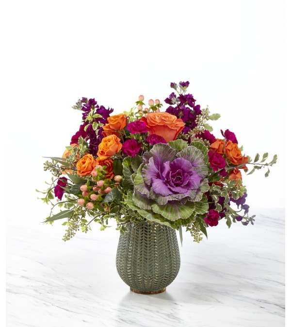 The Autumn Harvest™ Bouquet by FTD® Flowers