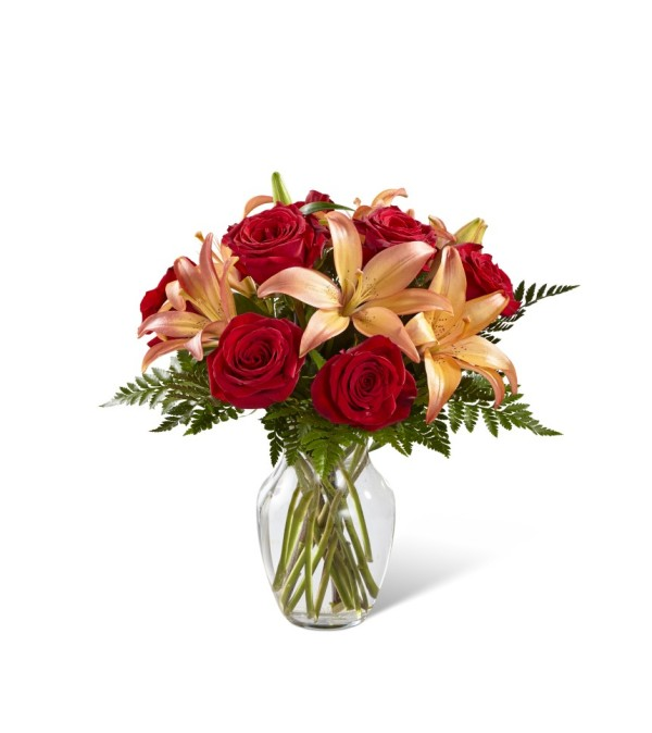 Fall Fire™ Bouquet by FTD
