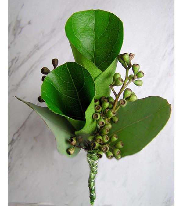 Green Boutonniere
