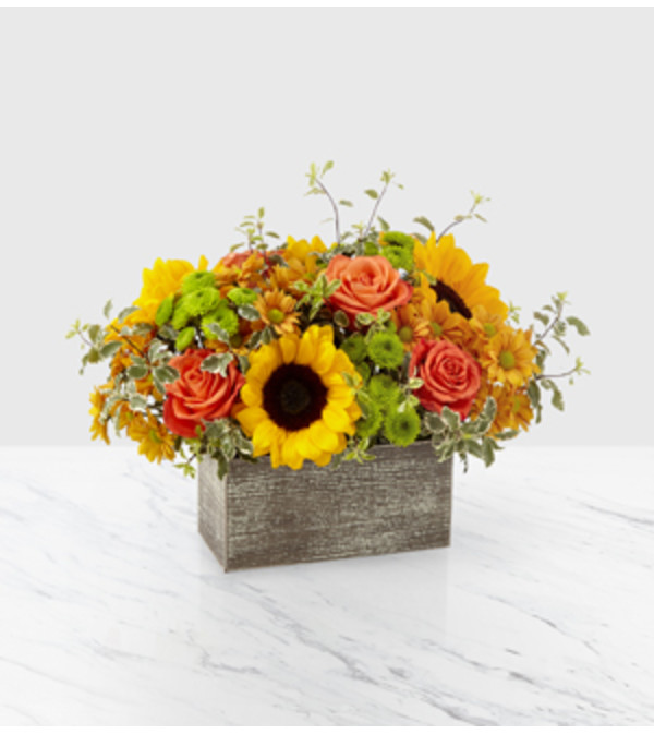The Fall Garden Bouquet