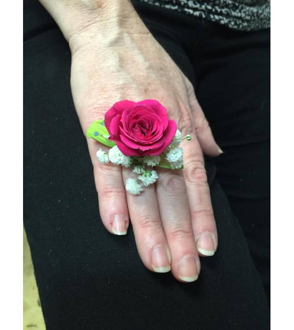 Ring Corsage
