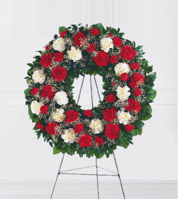 Hope and Honor Wreath