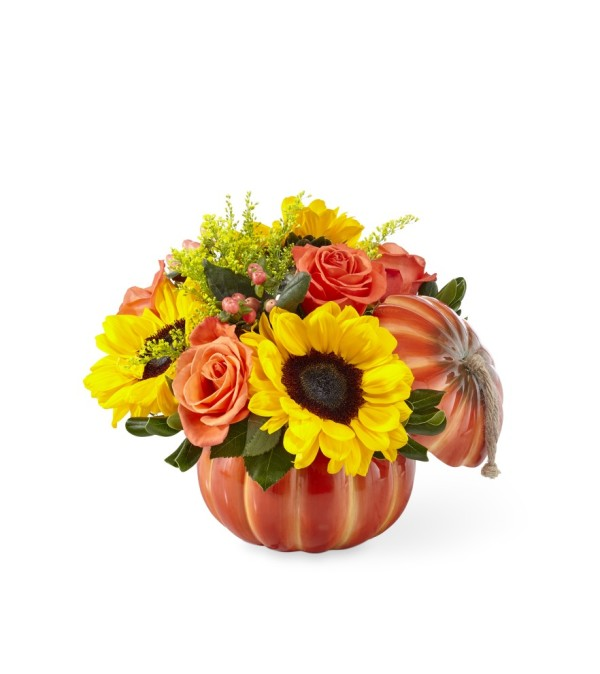 TCG FTD's Bountiful Bouquet