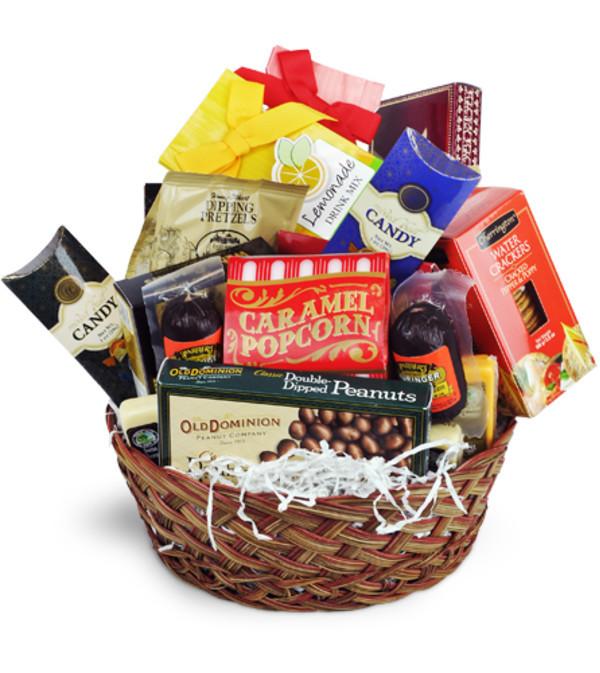 Snack Attack Basket