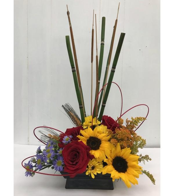 Bountiful Blooms by Eagledale Florist