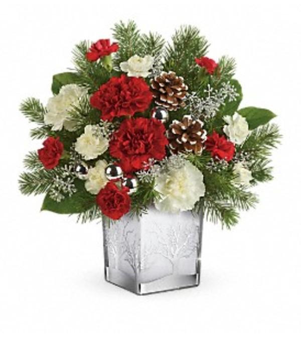 TF Woodland Winter Bouquet