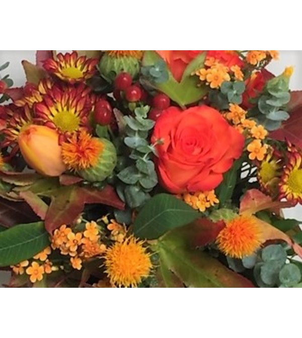 Florists Choice for Autumn & Thanksgiving
