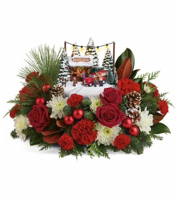 TK Family Tree Bouquet