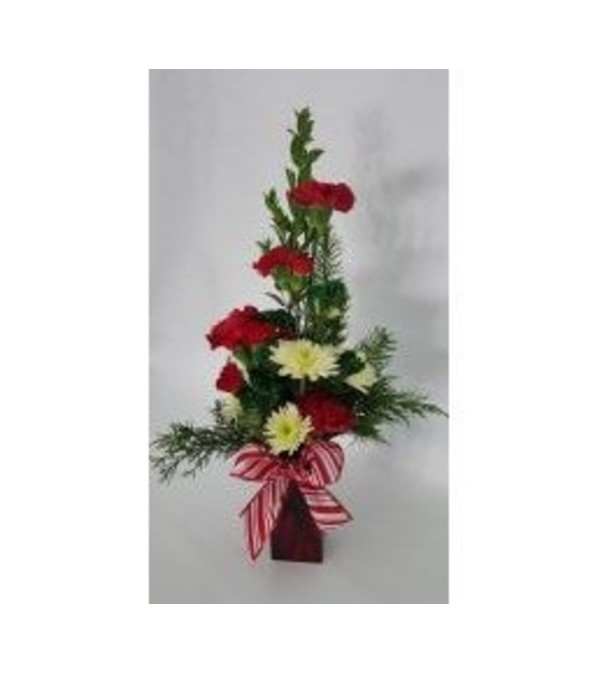 The Christmas Vase
