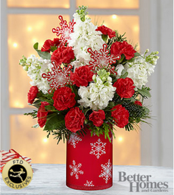 FTD® Holiday Delights™ Bouquet 2014
