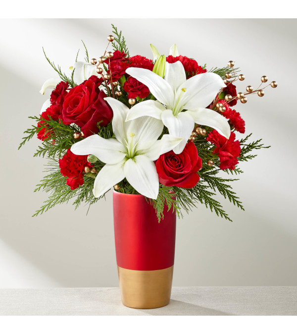 Holiday Celebrations Bouquet FTD