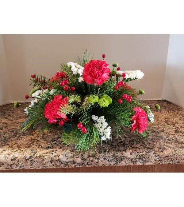 Holiday Splendor Centerpiece