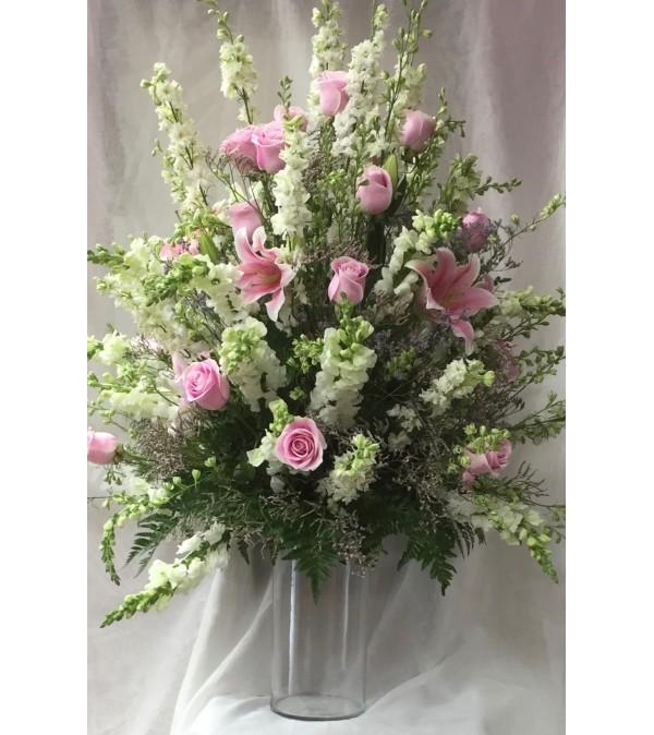 pink rose parade