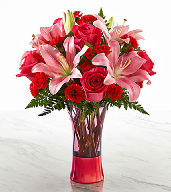 Valentine Sweethearts Bouquet