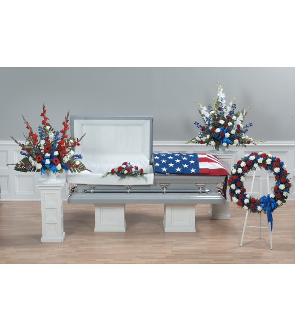 Patriotic Salute Family Package