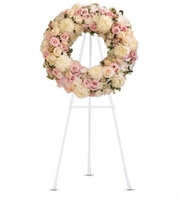 Teleflora's Peace Eternal Wreath