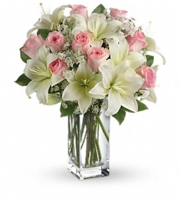 Teleflora Heavenly and Harmony