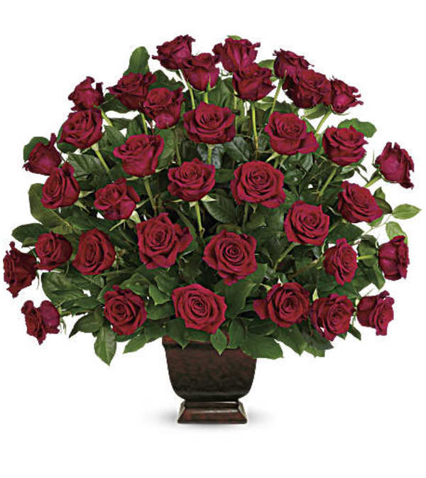 Teleflora Rose Tribute Bouquet