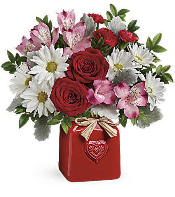 Teleflora Country Sweetheart Bouquet
