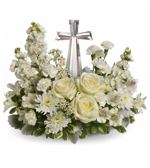 Divine Peace Bouquet by Teleflora