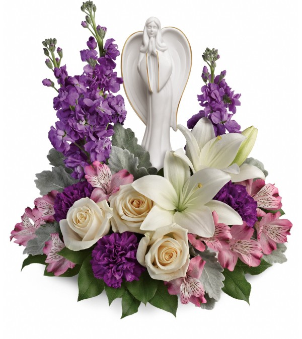 Beautiful Heart Bouquet by Teleflora