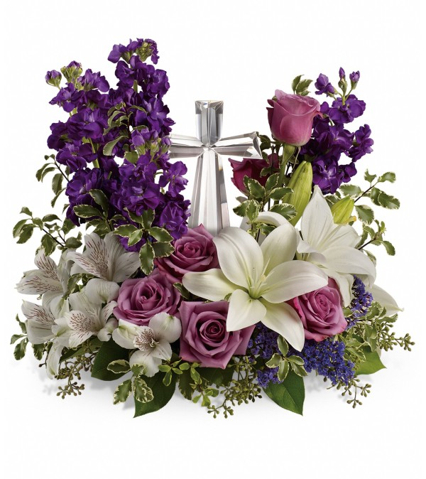 Grace and Majesty Bouquet by Teleflora