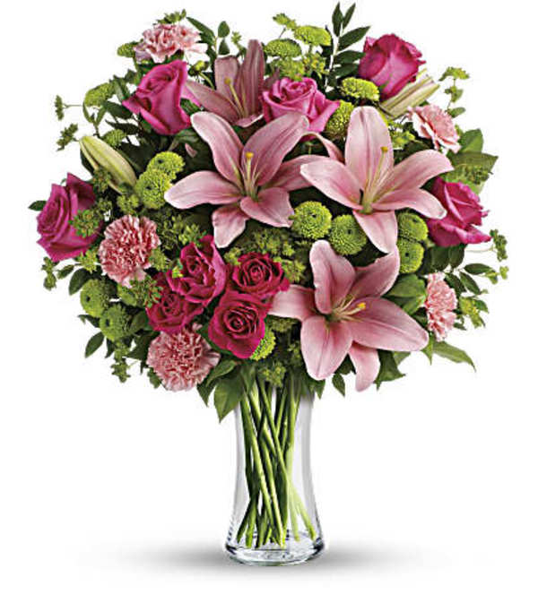 The Dressed To Impress Bouquet