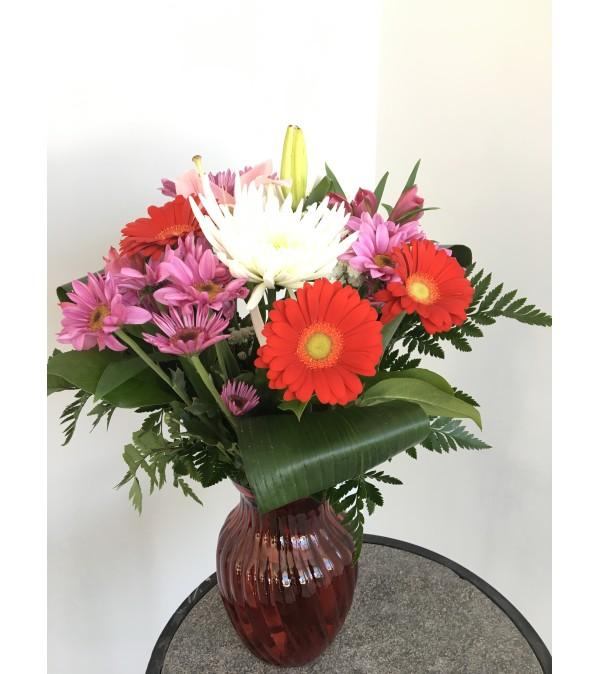 Heart Throb Bouquet