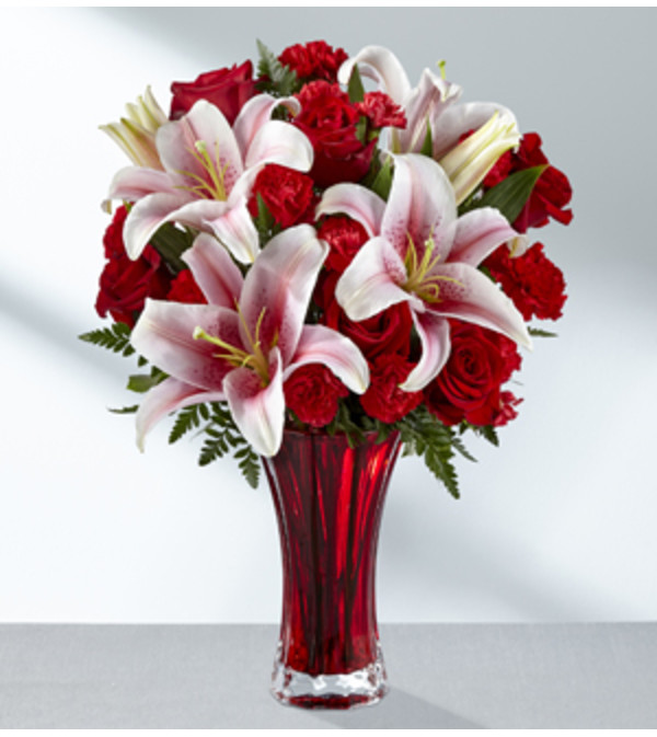 Perfect Impressions Valentine's Day Bouquet