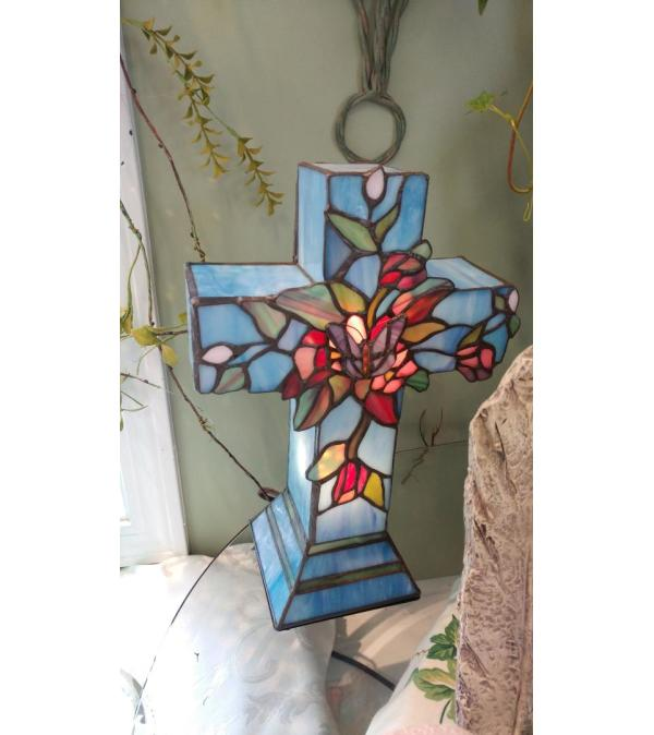 Cross Memory Lamp