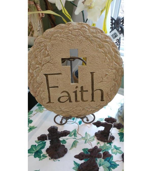 Faith Stepping Stone