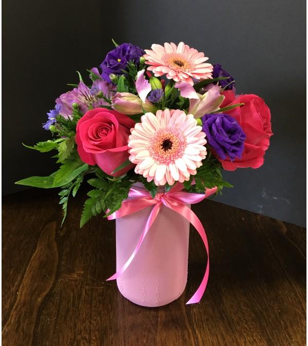 Lovin' Pink Bouquet