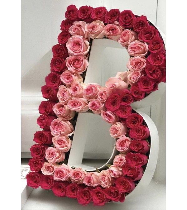 CUSTOMIZED  LETTERS & NUMBERS