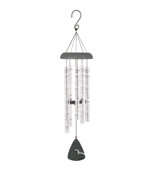 "30"" Sonnet Windchime - Family Chain"