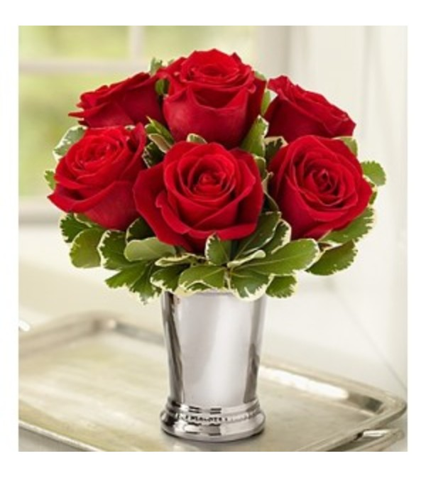 Red Julep Cup Rose