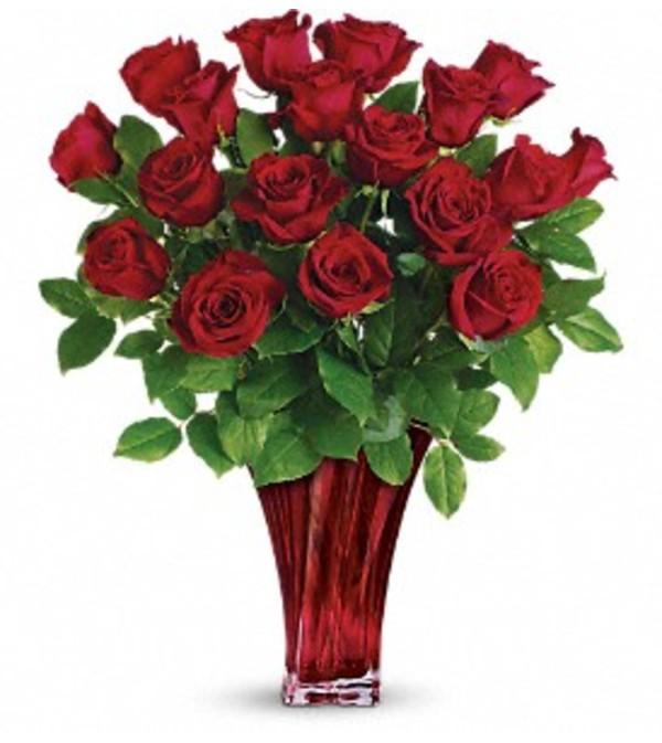 Teleflora Legendary Love Bouquet