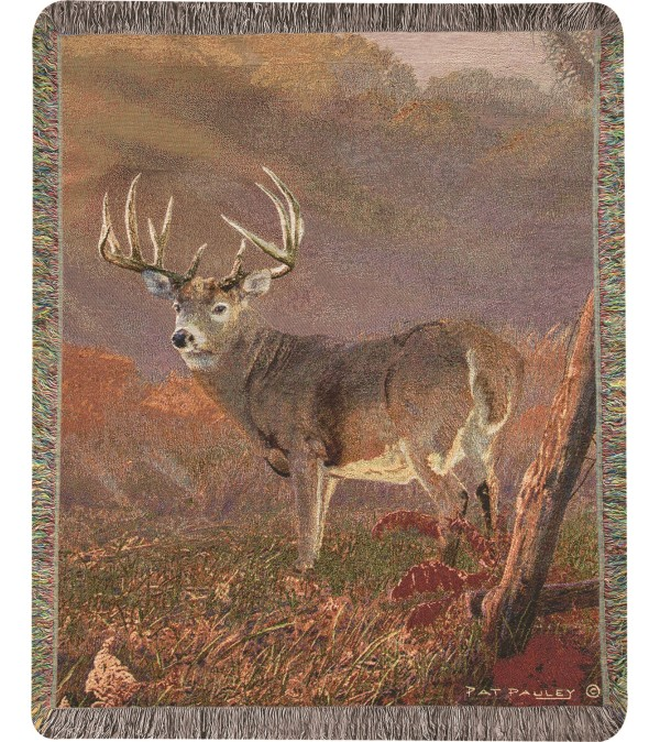 Tapestry Throw - Autumn Splendor